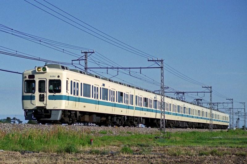 1996年5月5日 栢山~開成にて (2)