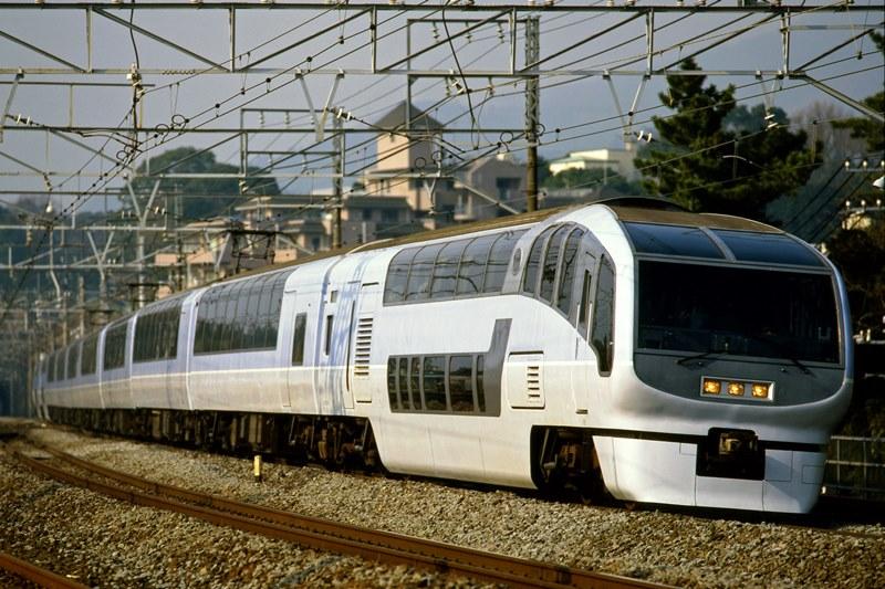 251系スーパービュー踊り子 2000年2月 - かわゆの撮り鉄写真館