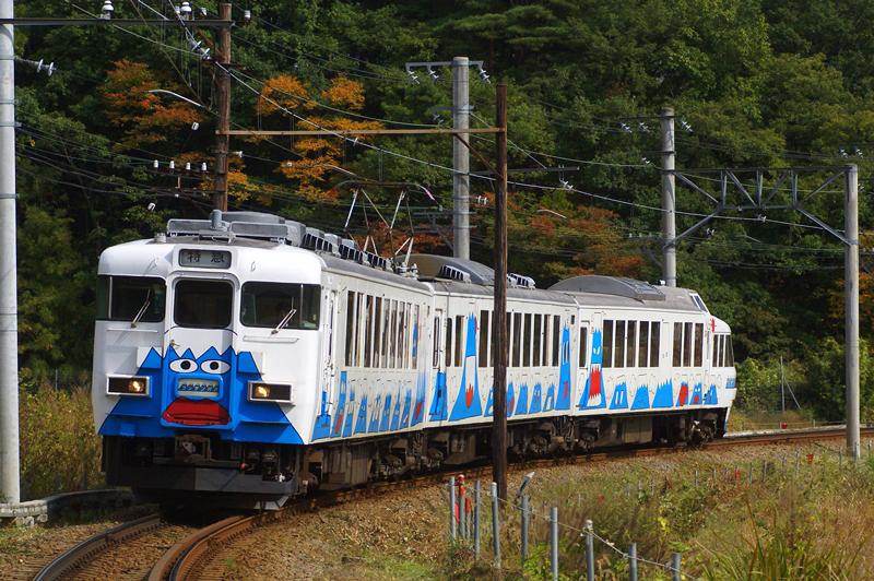2008年10月20日 三つ峠~寿にて (2)