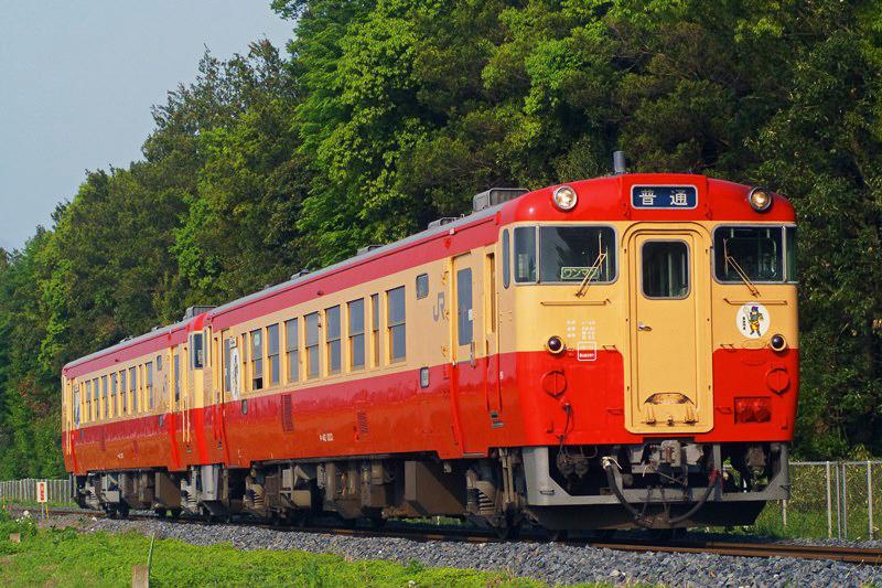 2011年5月19日 仁井田~下野花岡にて