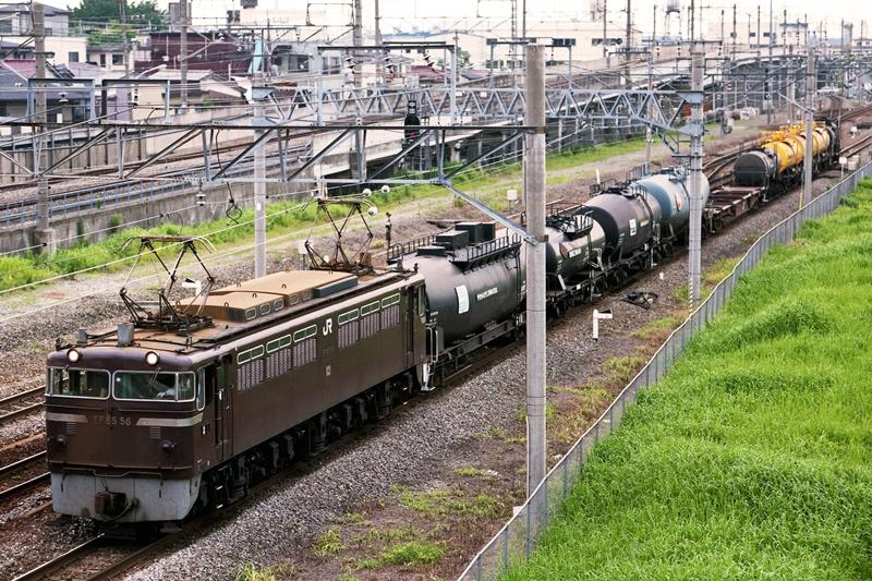 1998年5月27日 鶴見~新鶴見(信)にて