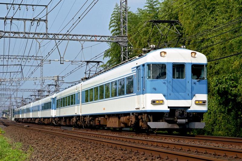 2004年7月23日 三本松~赤目口にて (3)