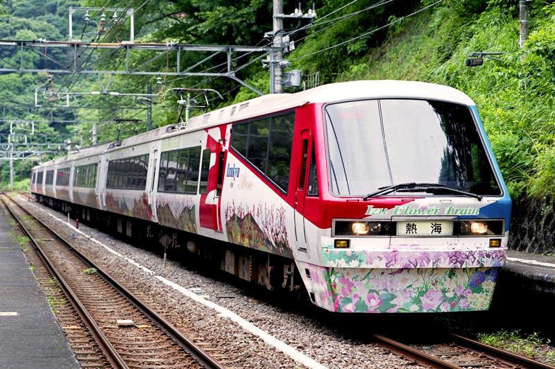 2004年6月13日 伊豆多賀にて (2)