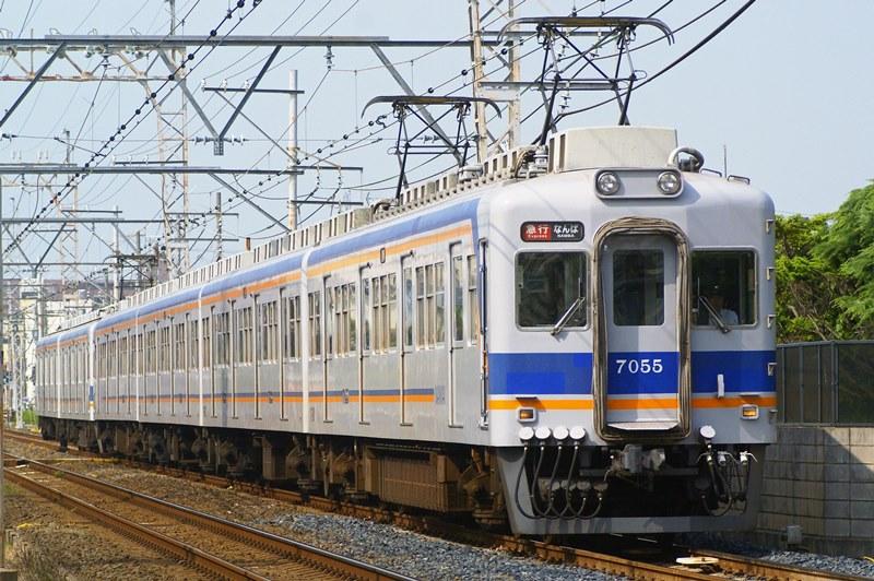 2014年5月30日 和泉大宮~春木にて (4)