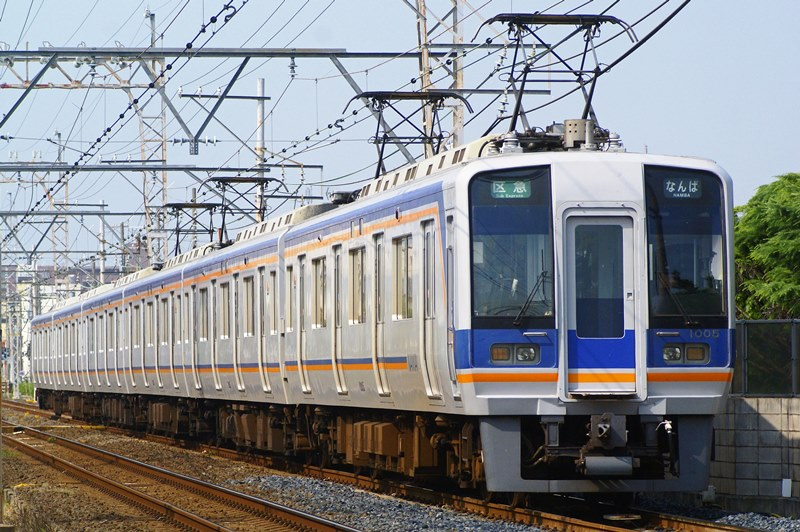2014年5月30日 和泉大宮~春木にて (5)