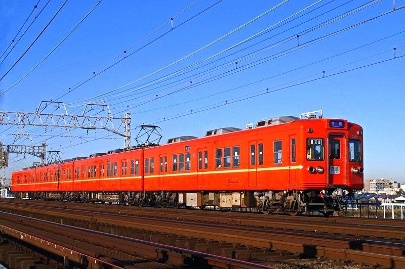 2010年1月8日 青砥~京成高砂にて (2)