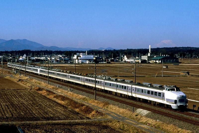 1997年1月29日 内原~赤塚にて (2)
