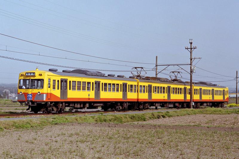 1998年3月30日 三里~丹生川にて (2)