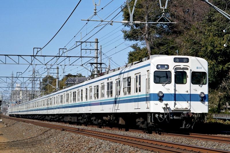 2005年2月6日 柳瀬川~志木にて (2)