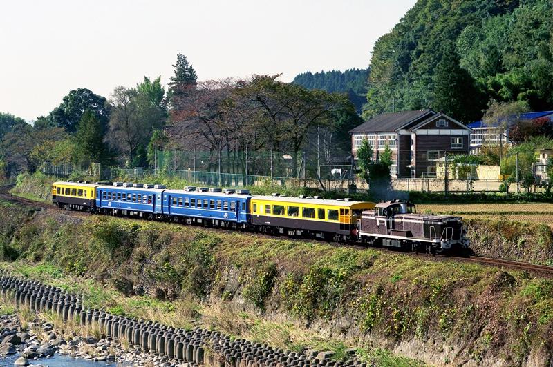 1998年11月8日 小中~神戸にて