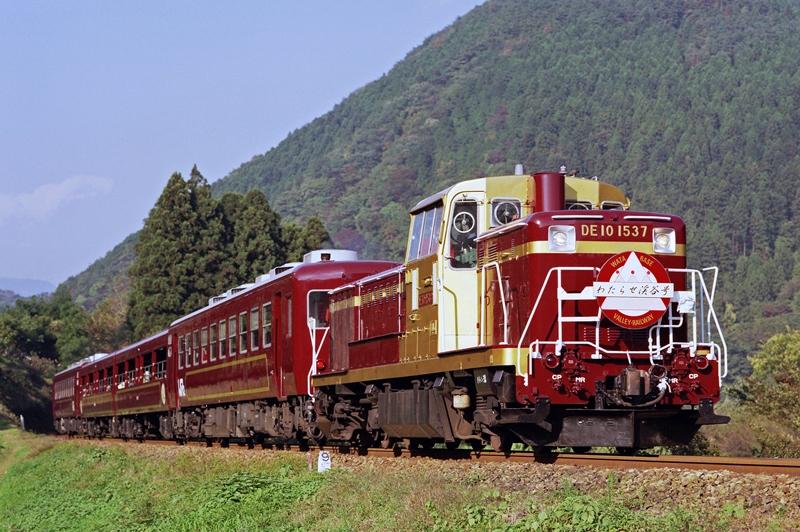 1998年11月8日 本宿~上神梅にて