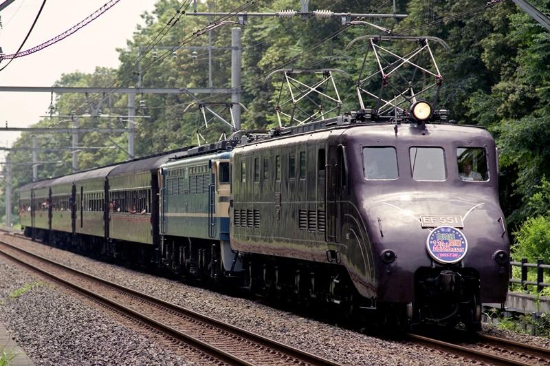 2003年7月28日 桶川~北本にて