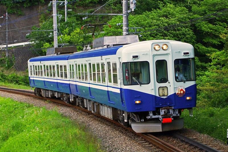 2009年5月22日 上大月~田野倉にて