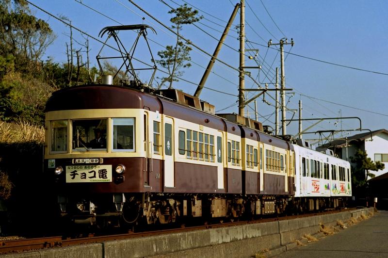 2002年11月29日 稲村ケ崎~七里ヶ浜にて