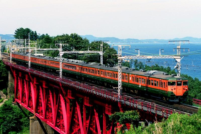 1990年8月16日 根府川~真鶴にて (1)