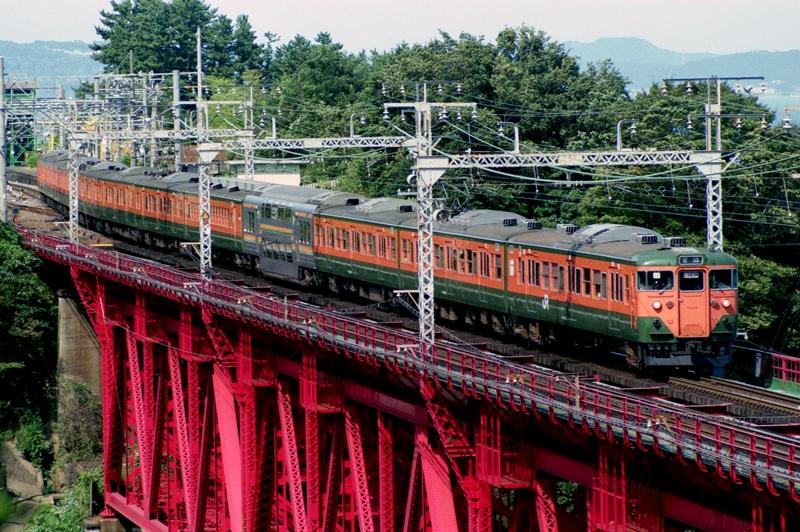 1990年8月16日 根府川~真鶴にて (2)