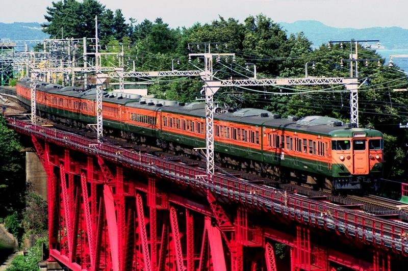1990年8月16日 根府川~真鶴にて (3)