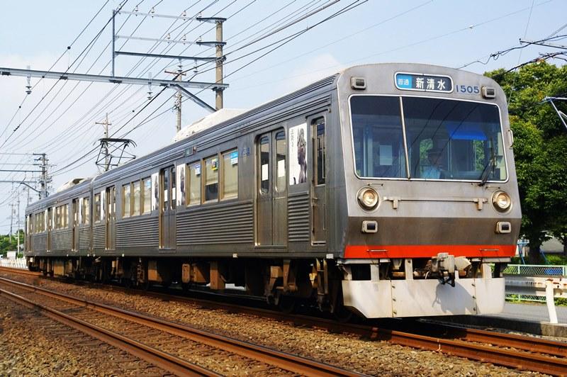 2014年6月20日 県立美術館前~草薙にて (2)