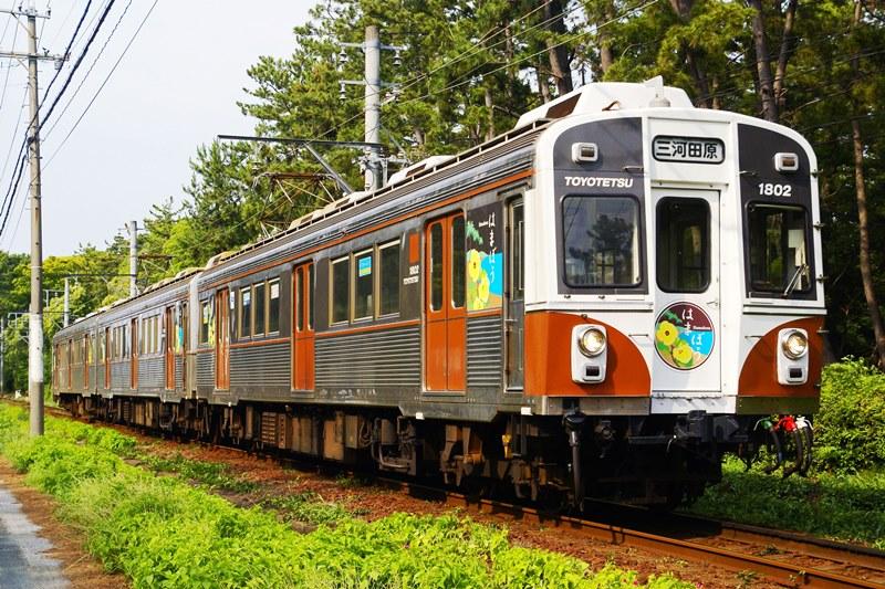 2014年6月20日 南栄~高師にて (4)