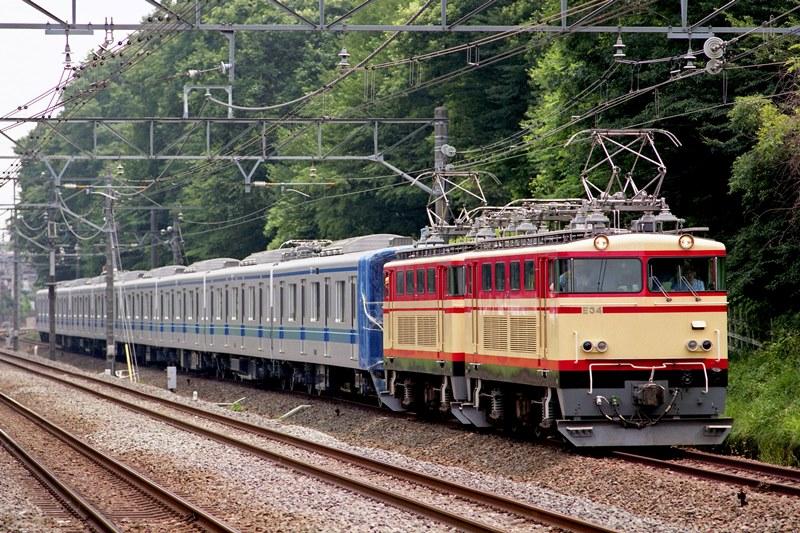 2005年6月26日 新秋津~所沢にて
