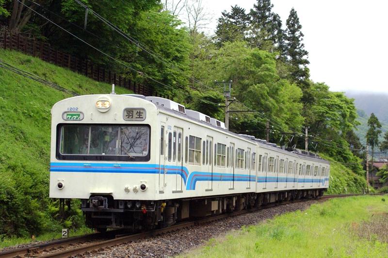 2008年5月5日 白久~武州日野にて (2)
