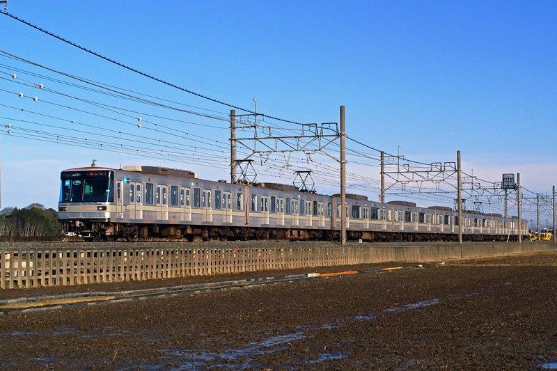 2010年3月11日 東武動物公園~姫宮にて (1)