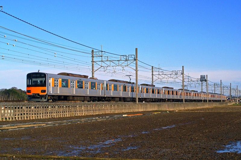 2010年3月11日 東武動物公園~姫宮にて (2)