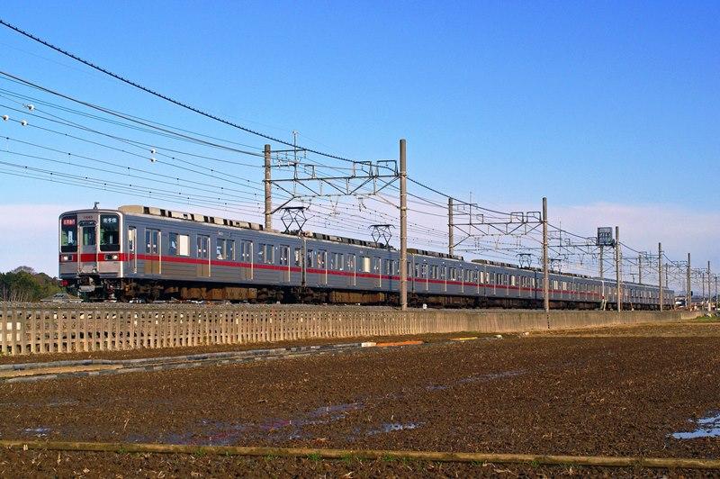 2010年3月11日 東武動物公園~姫宮にて (5)