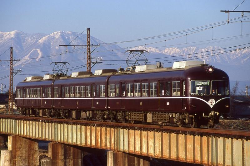 2007年12月27日 信濃竹原~夜間瀬 にて