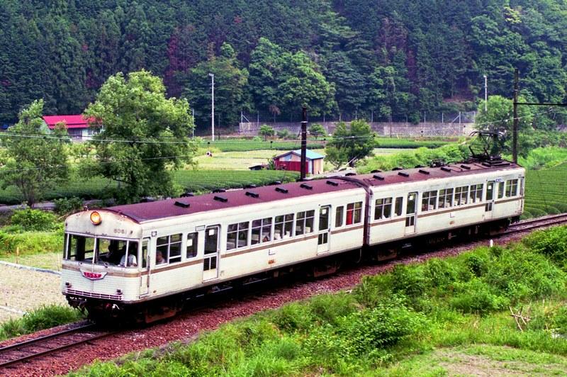 1996年6月4日 福用~大和田にて