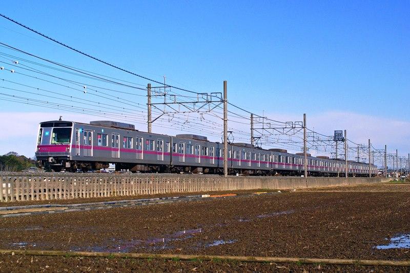 2010年3月11日 東武動物公園~姫宮にて (7)