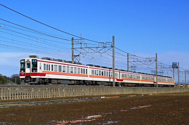 2010年3月11日 東武動物公園~姫宮にて (8)