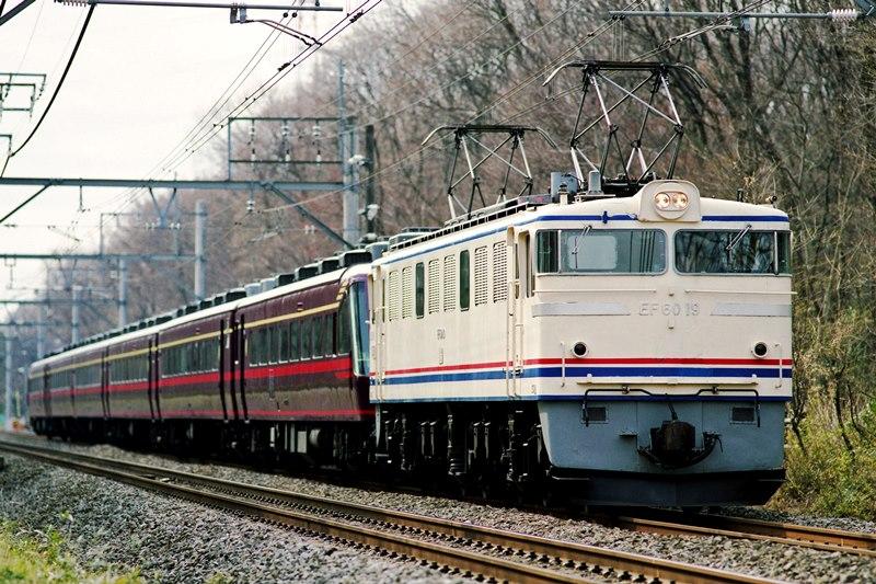 2005年4月2日 桶川~北本にて