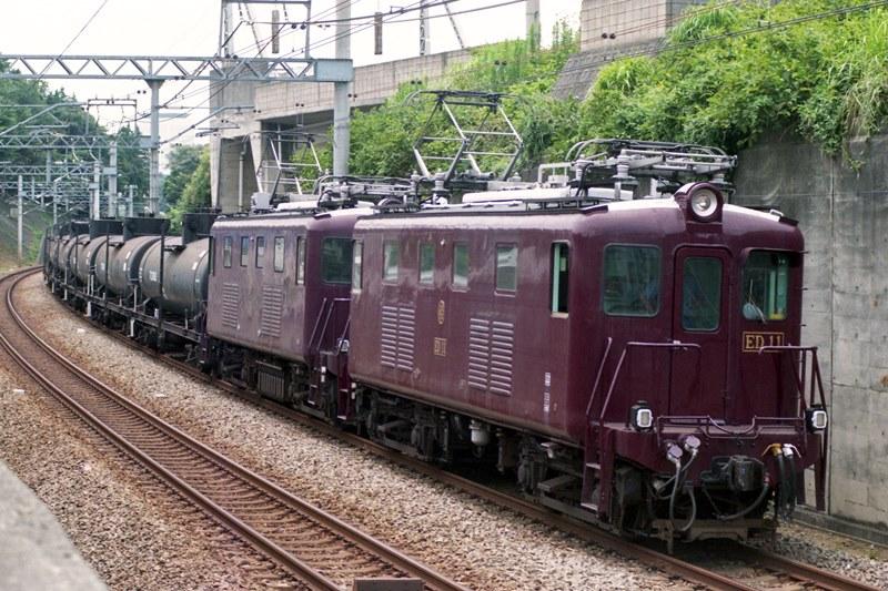 1996年7月30日 相模国分(信)~かしわ台にて