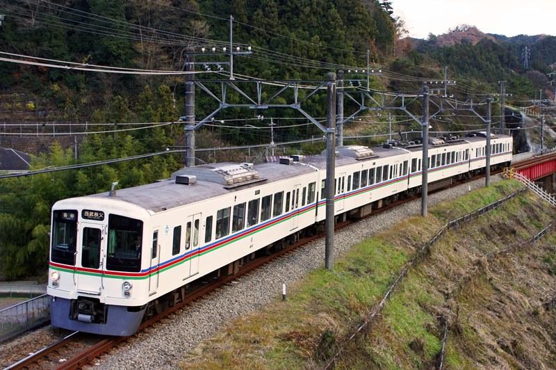 2012年12月9日 東吾野~吾野にて (2)
