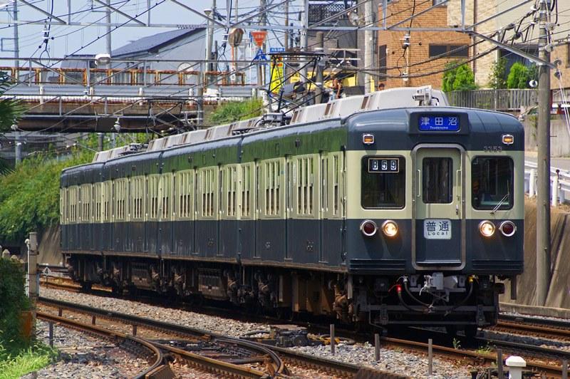 2009年8月17日 京成津田沼にて