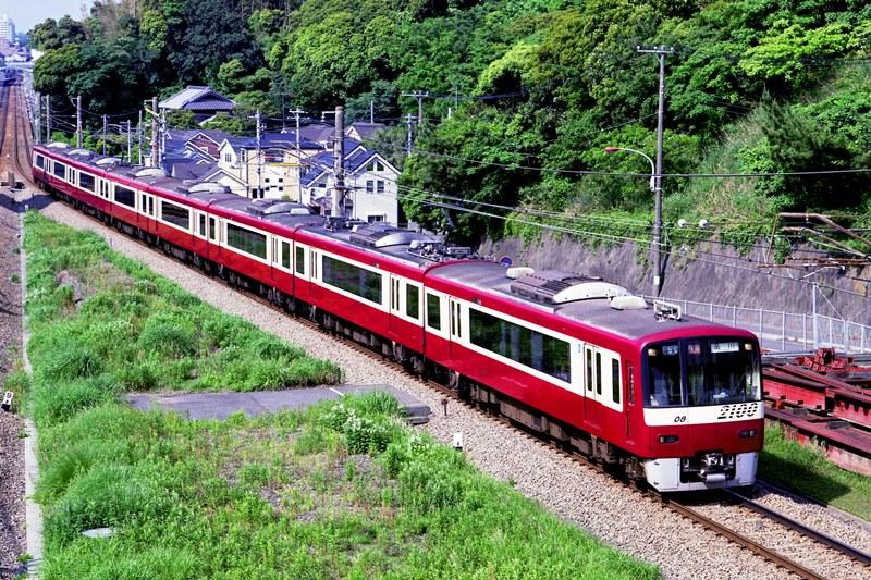 2006年5月21日 津久井浜~京急長沢にて (2)