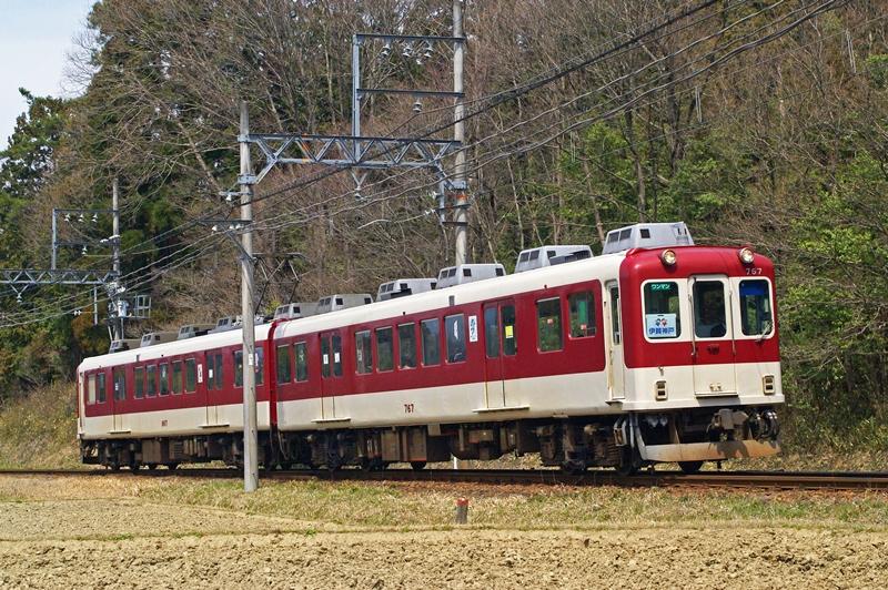 2009年4月3日 上林~比土にて (1)
