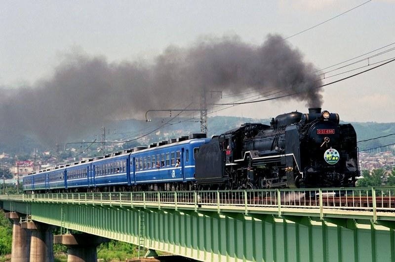 1999年8月29日 渋川~敷島にて