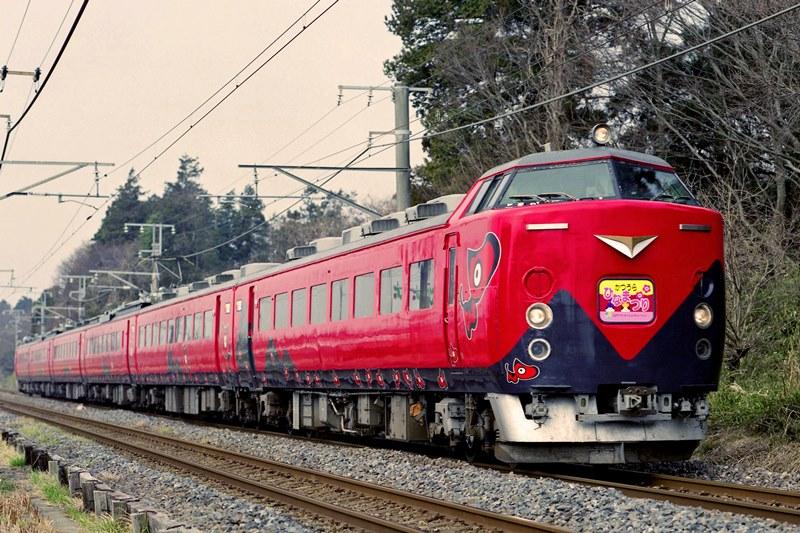 2007年3月4日 蘇我~鎌取にて