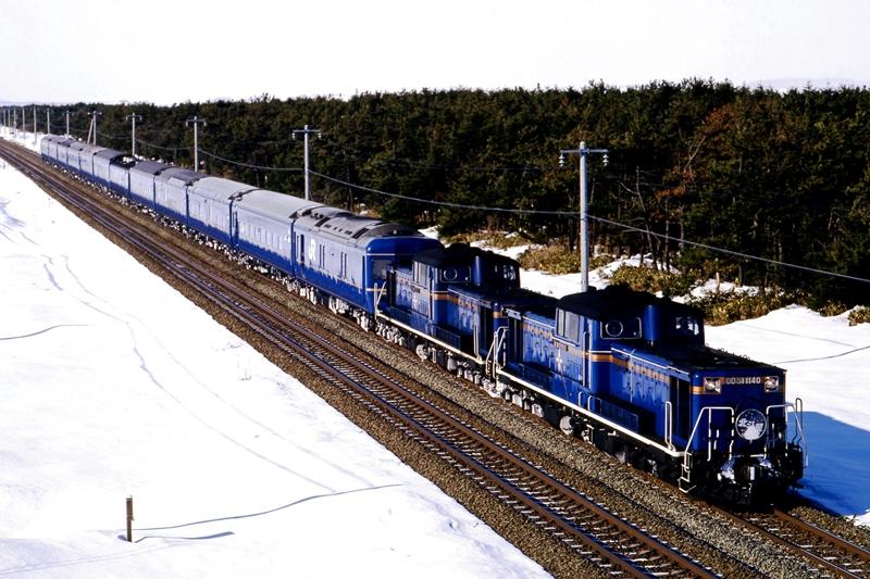 1998年3月10日 旭浜→静狩にて (1)