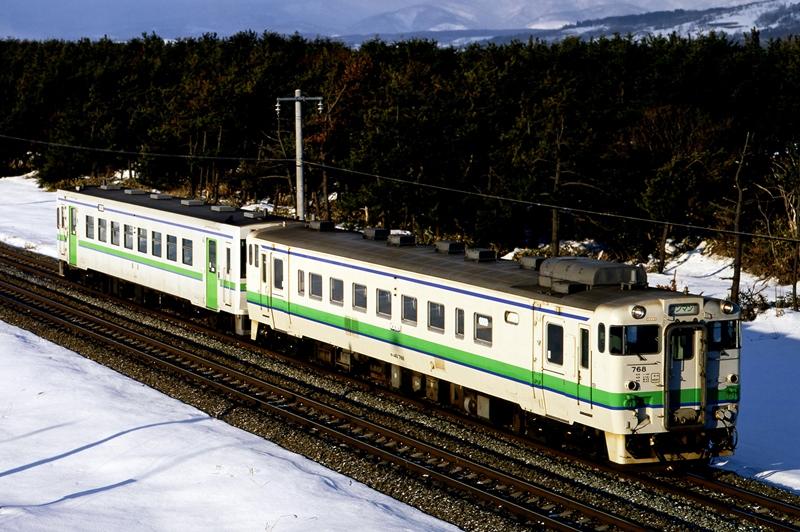1998年3月10日 旭浜→静狩にて (3)