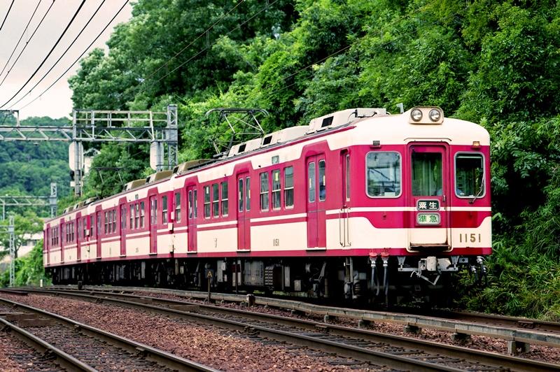 2003年8月15日 鵯越~鈴蘭台にて (2)