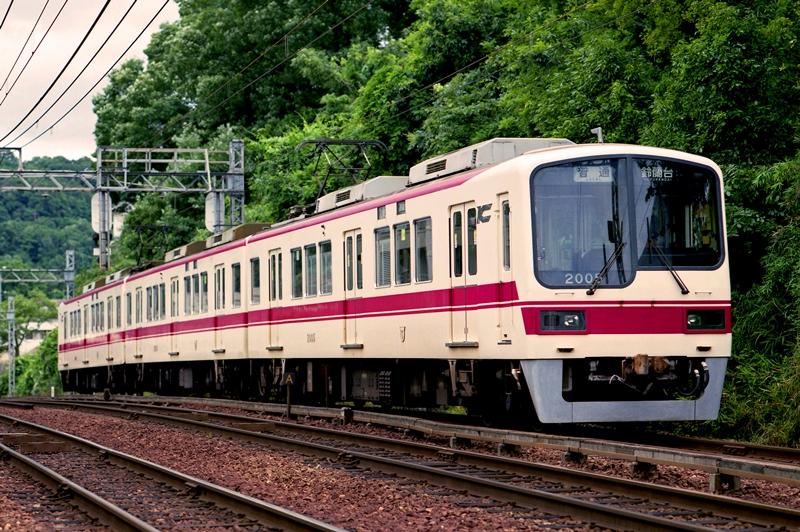 2003年8月15日 鵯越~鈴蘭台にて (1)