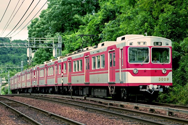 2003年8月15日 鵯越~鈴蘭台にて (3)