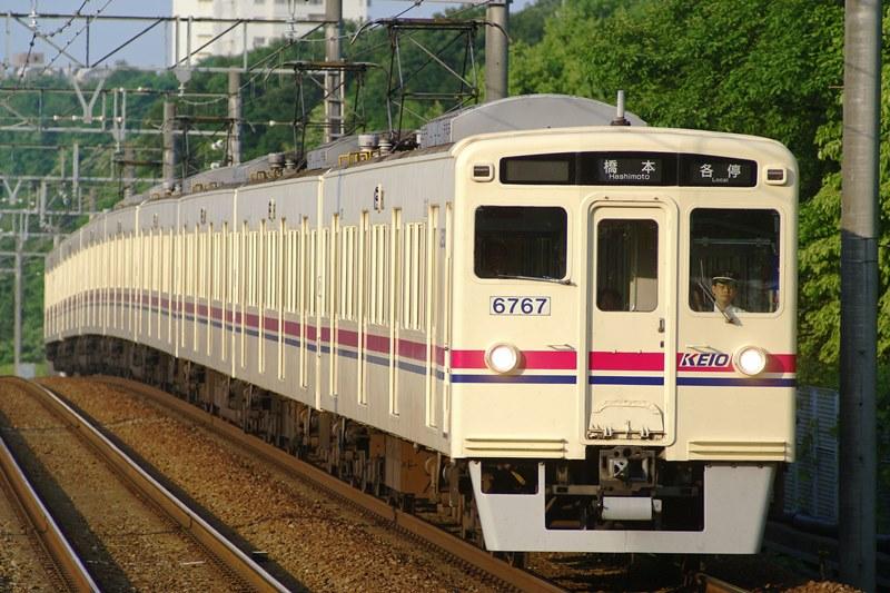 2008年6月16日 南大沢にて (1)