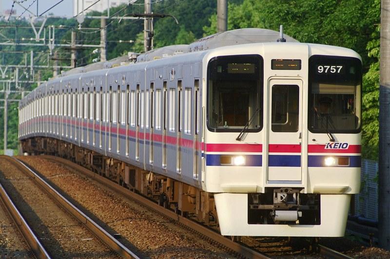 2008年6月16日 南大沢にて (2)