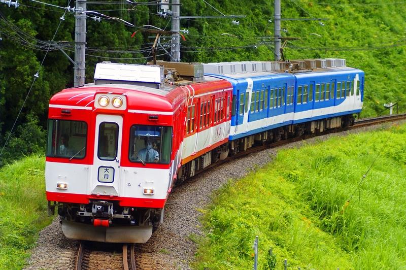 2011年7月21日 田野倉~上大月にて (2)
