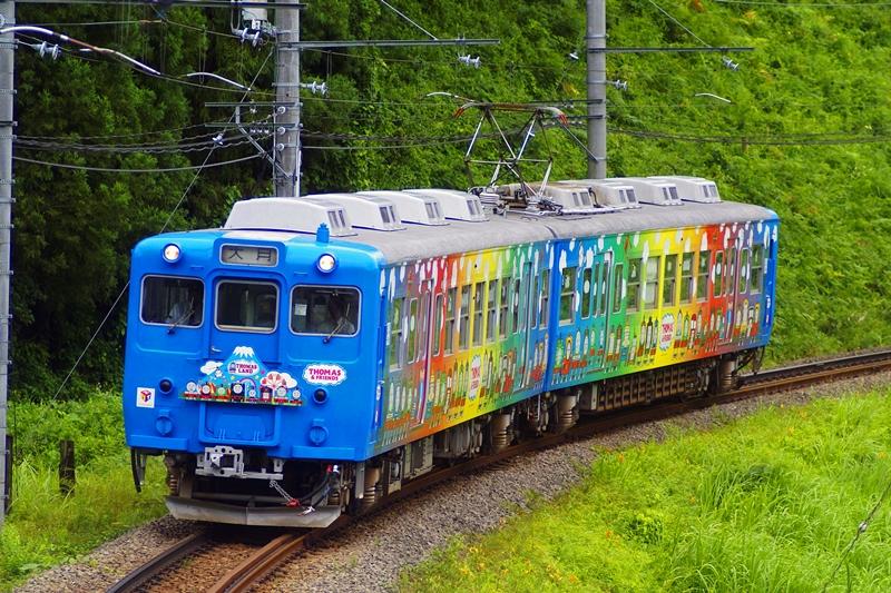 2011年7月21日 田野倉~上大月にて (1)