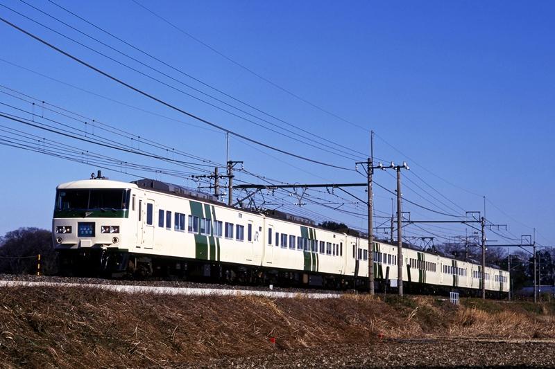 1998年2月9日 蓮田~東大宮にて